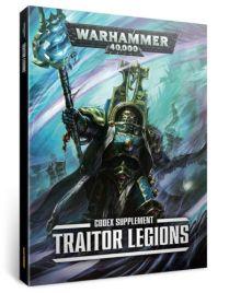 Codex Supplement: Traitor Legions (Soft Back)