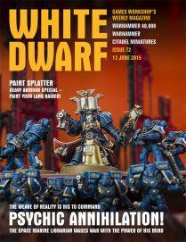 White Dwarf Weekly 72
