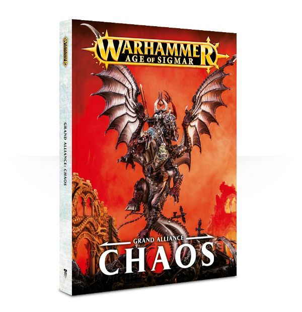 Купить Grand Alliance: Chaos, Настольная игра Games Workshop