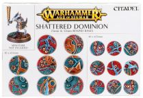 Aos: Shattered Dominion: 25&32mm Round Bases