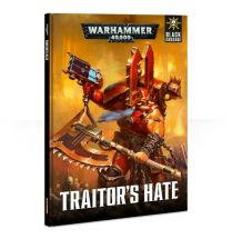 Traitor's Hate (Hardback)