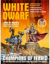 White Dwarf Weekly 107