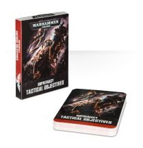 Warhammer 40,000: Supremacy Tactical Objectives 7th edition