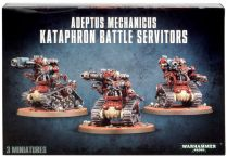 Adeptus Mechanicus: Kataphron Battle Servitors