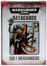 Datacards: Cult Mechanicus 7th edition