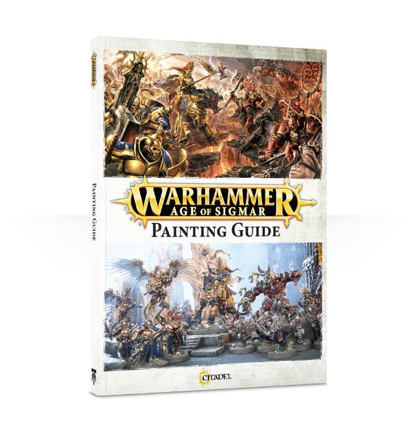 Купить Age of Sigmar: Painting Guide, Настольная игра Games Workshop