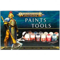 Набор красок и инструментов: Age of Sigmar Paints and Tools Set