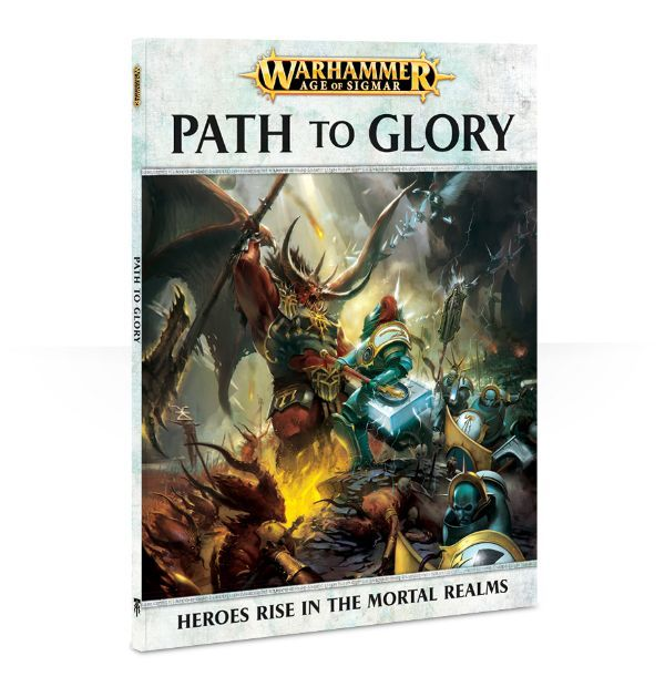 Купить Age of Sigmar: Path to Glory (English), Настольная игра Games Workshop