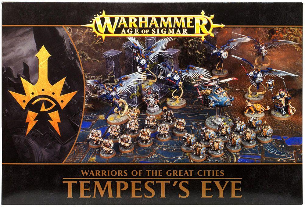 Купить Age of Sigmar: Tempest's eye, Настольная игра Games Workshop