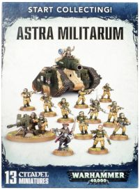 Start Collecting! Astra Militarum (2016)