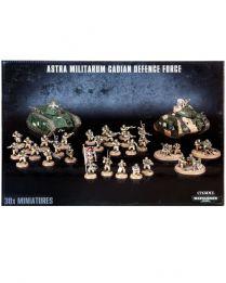 Astra Militarum Cadian Defence Force
