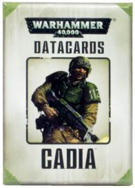 Datacards: Cadia 7th edition