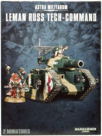 Astra Militarum Leman Russ Tech-Command
