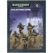 Easy to Build: Astra Militarum Cadians