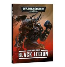 Codex Supplement: Black Legion 7th edition
