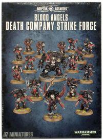 Blood Angels Death Company Strike Force