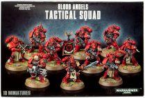Blood Angels Tactical Squad 2018