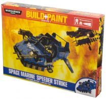 Набор красок: Build+Paint Space Marines Speeder Strike