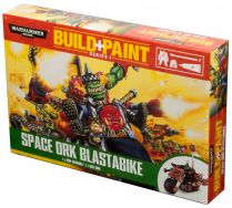 Набор красок: Build+Paint Space Ork Blastabike