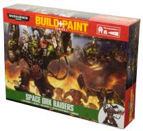 Build+Paint: Space Ork Raiders