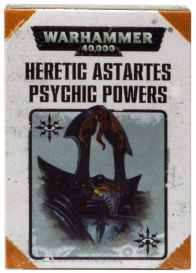 Heretic Astartes Psychic Powers
