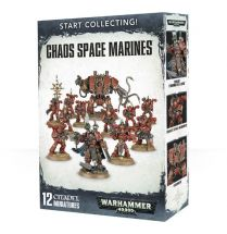 Start Collecting! Chaos Space Marines (2016)
