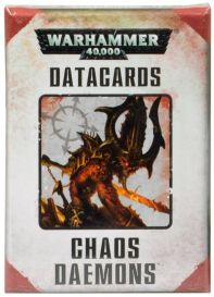 Datacards: Chaos Daemons 7th edition