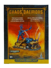 Daemons The Blue Scribes
