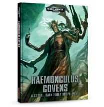 Haemonculus Covens – A Codex: Dark Eldar Supplement 7th edition