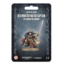 Deathwatch Captain in Terminator Armour