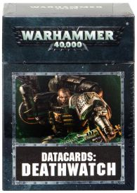 Datacards: Deathwatch 8th edition