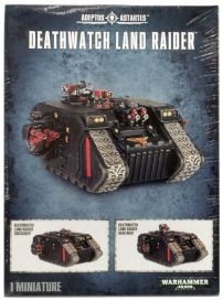 Deathwatch Land Raider