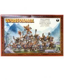 Dwarf Warriors Regiment