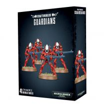 Easy to build: Craftworlds Guardians