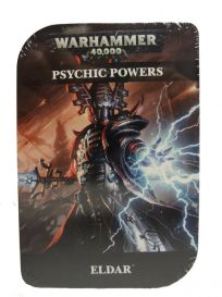 Psychic Powers - Eldar