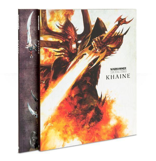 Купить Khaine (Softback), Настольная игра Games Workshop