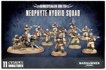 Genestealer Cults Neophyte Hybrid Squad