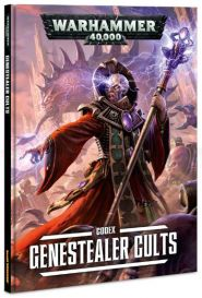 Codex: Genestealer Cults 7th edition (Hardback)