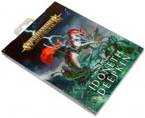 Warscroll cards: Idoneth Deepkin