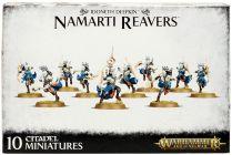 Idoneth Deepkin: Namarti Reavers