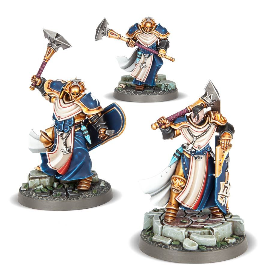 Купить Stormcast Eternals Sequitors, Настольная игра Games Workshop