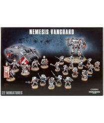 Grey Knights Nemesis Vanguard