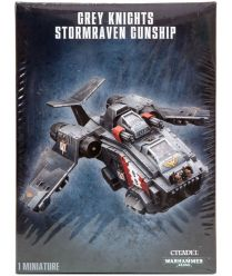 Grey Knights Strormraven Gunship