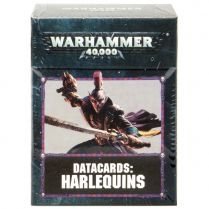 Datacards: Harlequins 8th edition