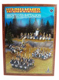 High Elves Battalion