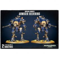 Imperial Knights: Armiger Helverins
