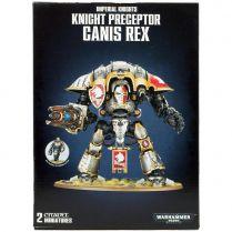 Knight Preceptor / Canis Rex
