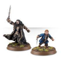 Thorin Oakenshield &Bilbo Baggins
