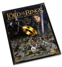Lord of the rings The Return Of The King Journeybook