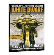 White Dwarf March 2017